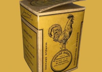 Ancienne boîte Combiné Barral